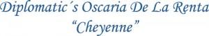 text Diplomatic's Oscaria De La Renta