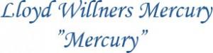 text Lloyd-Willners Mercury